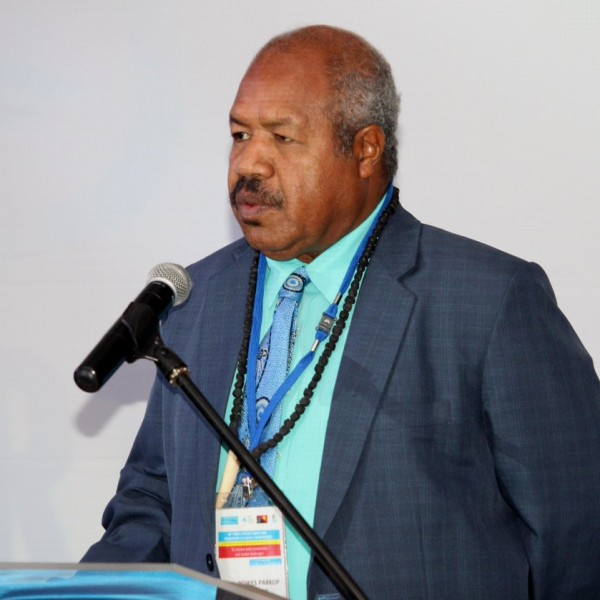 Governor of Port Moresby Powes Parkop fully support an Independent West Papua